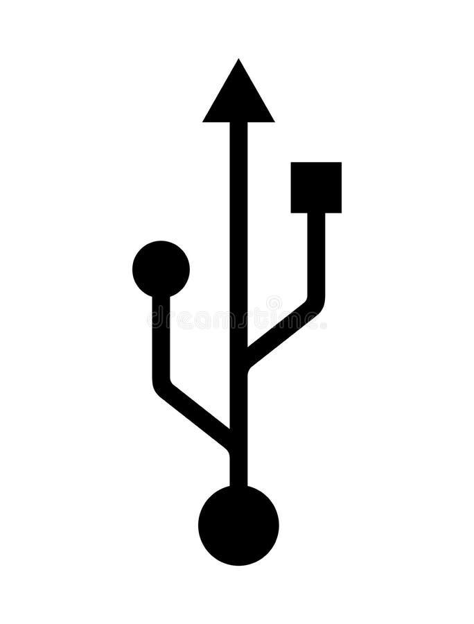 Czerwony prohibicja znak z lcd multimedii telewizją Zabrania use elektronicznego No używa monitoru na białym tle ilustracja wektor