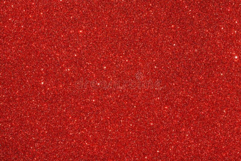 Czerwony rubinowy błyskotliwości tło zdjęcie royalty free
