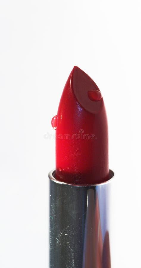 czerwony szminkę zdjęcie royalty free