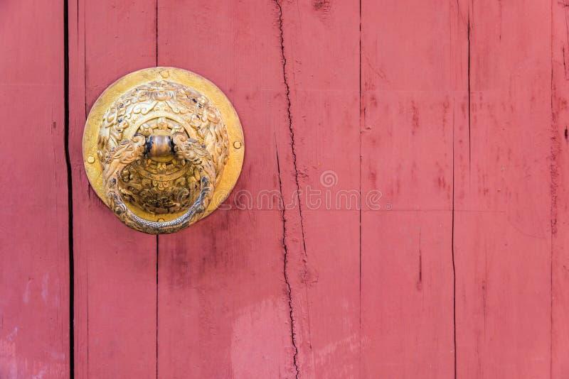czerwony tekstury drewna obrazy royalty free