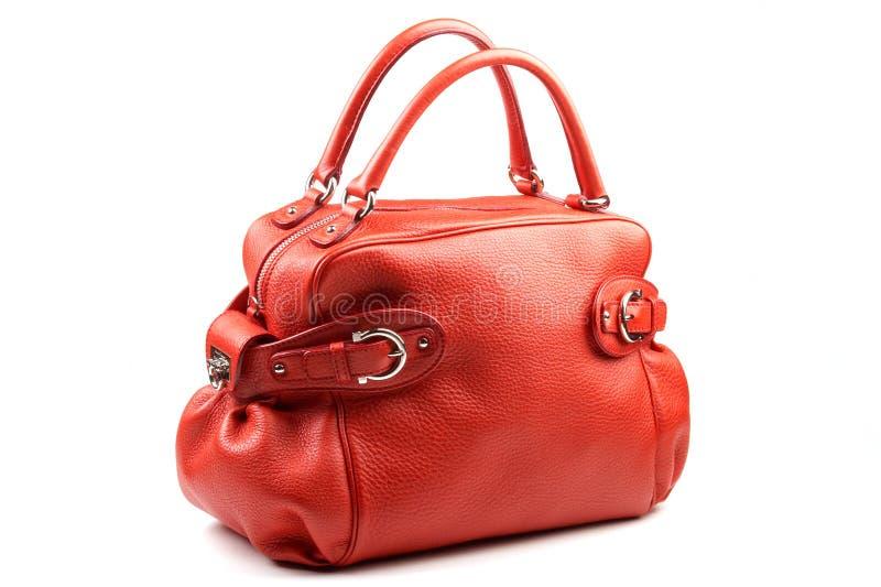 czerwony torby obraz royalty free