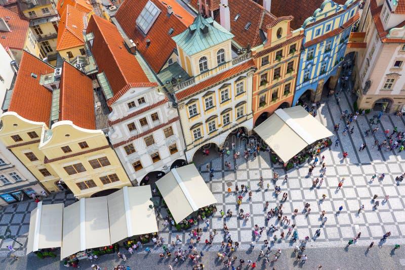 czeski Europe stary Prague republiki miasteczko fotografia royalty free