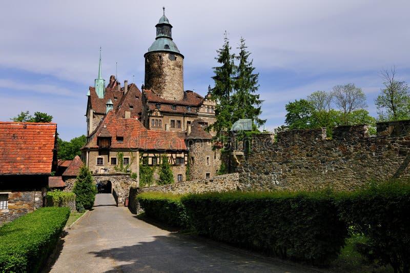 Download Czocha Castle stock photo. Image of architecture, place - 9375306