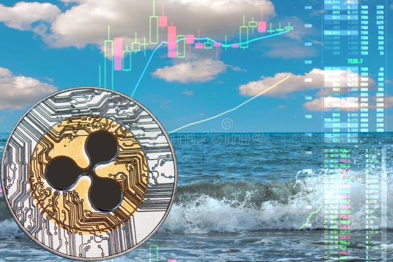 Czochry moneta obrazy royalty free