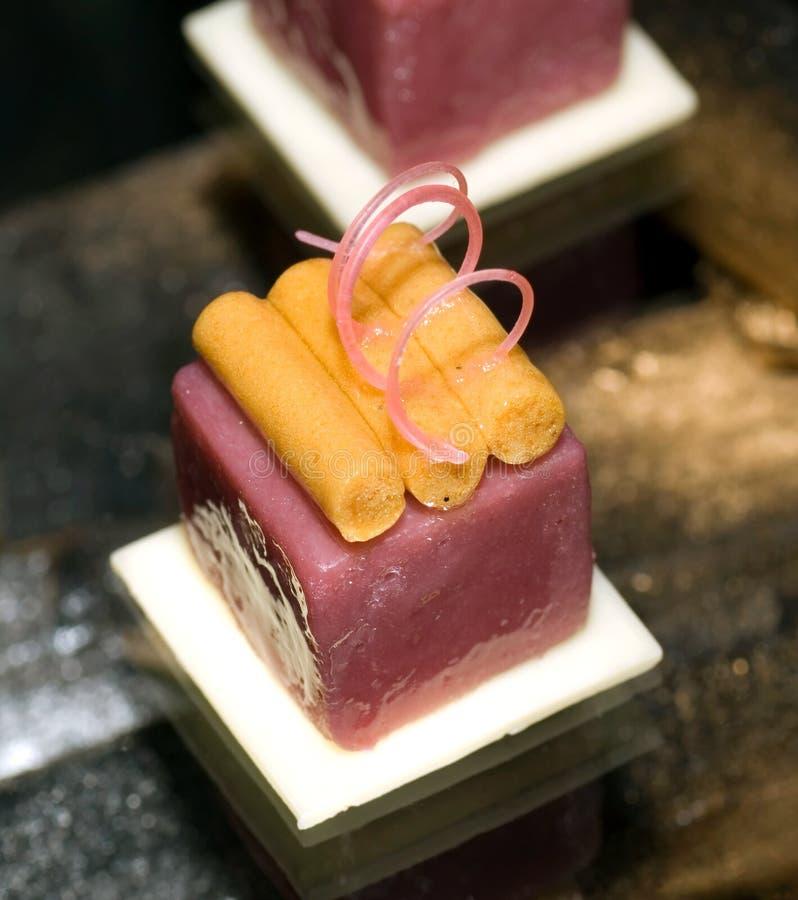 cztery kulinarna Kuala Lumpur Malaysia petit owoców obrazy stock