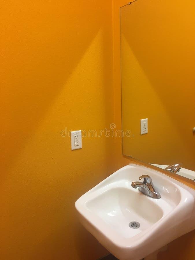Czuciowy kolor żółty zdjęcie royalty free