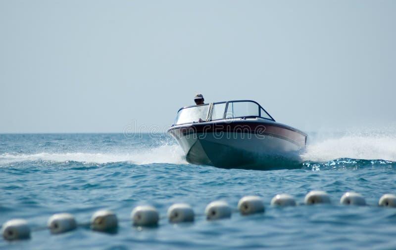 czuwanie łodzi zdjęcie royalty free