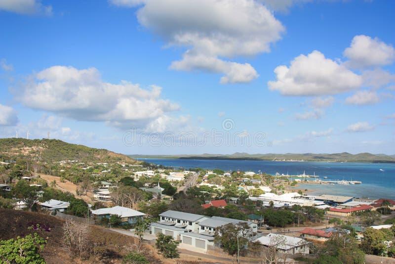 Czwartek wyspa fotografia stock