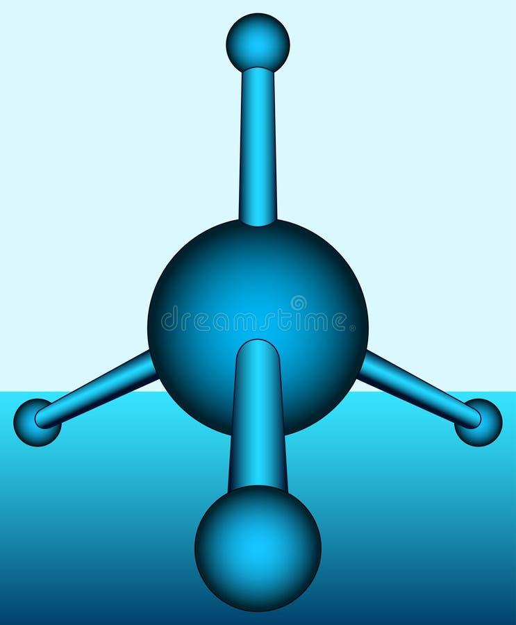 czworościan ilustracji