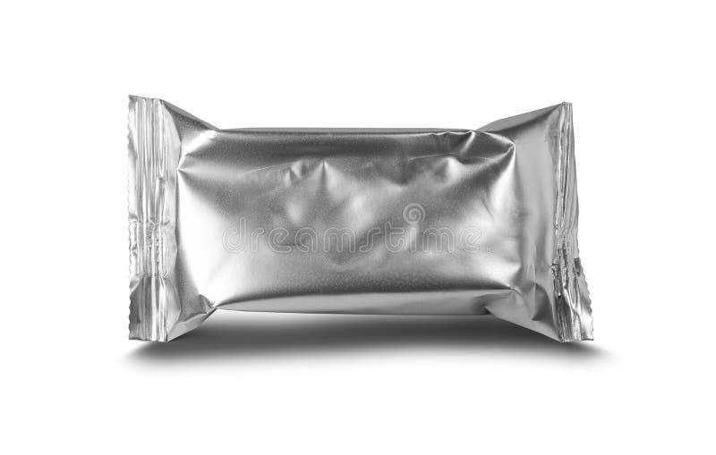 Czyści kocowanie aluminium zdjęcia royalty free