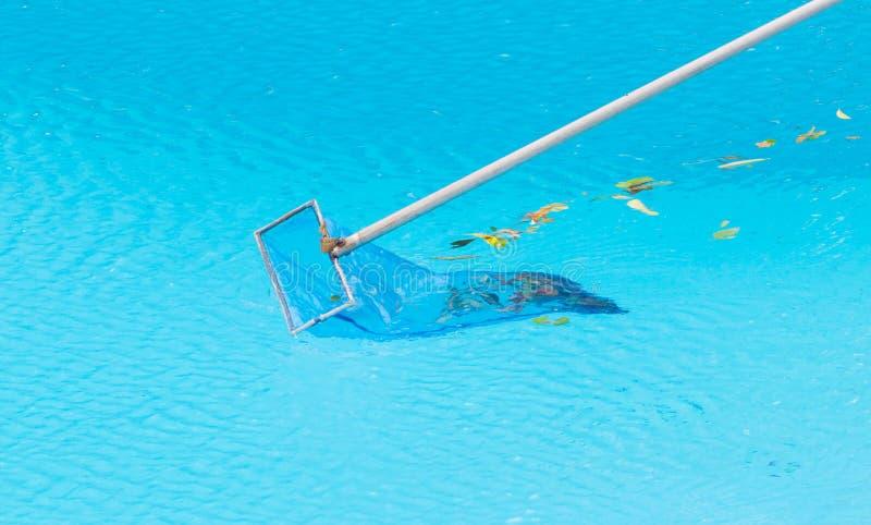 Czyści pływacki basen zdjęcia stock