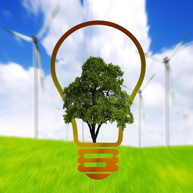 czysta energia obrazy royalty free