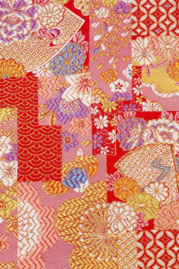Czysta jedwabnicza tkanina obrazy stock