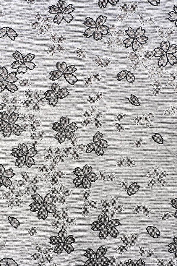 Czysta jedwabnicza tkanina zdjęcie stock