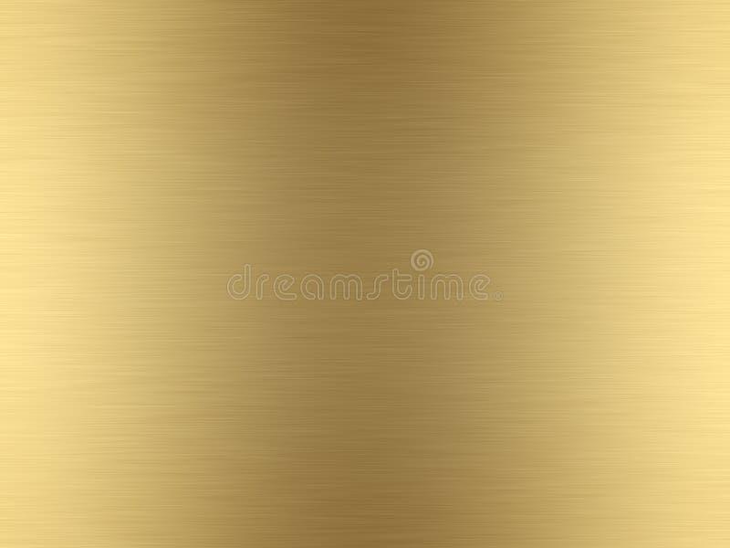 czyste złoto. ilustracja wektor