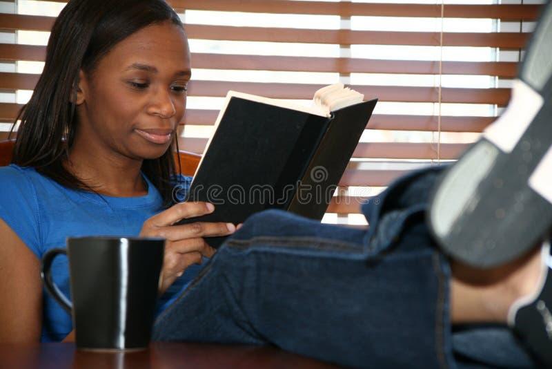 czytać obraz stock