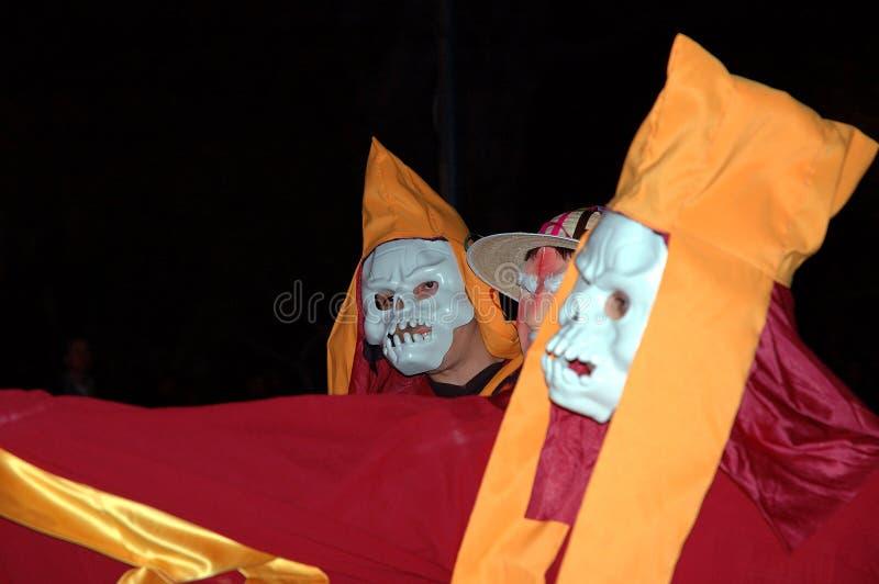 DÃa DE los Muertos6 stock foto