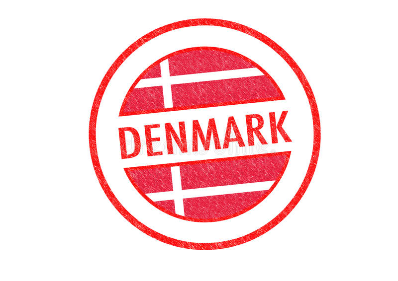 dänemark lizenzfreie abbildung
