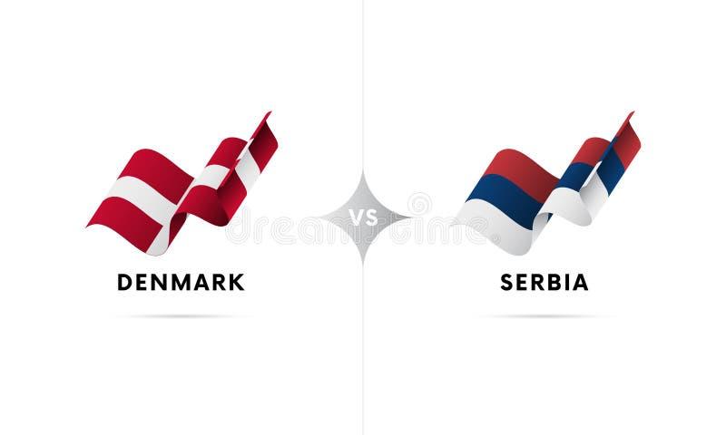 Serbien Gegen Dänemark