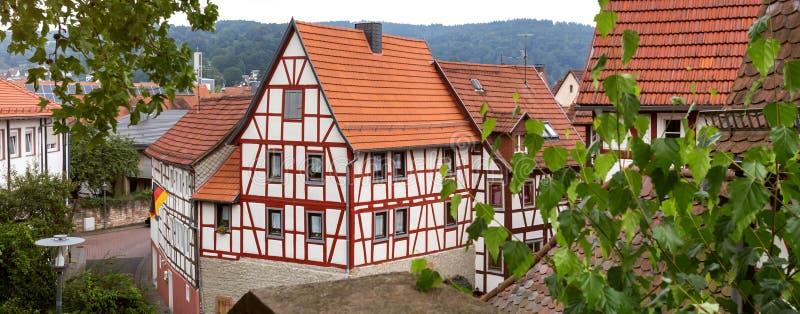 Dålig orb Tyskland för historisk stad arkivfoton