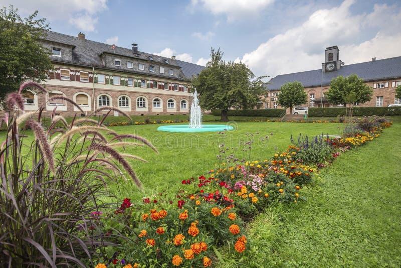 Dålig orb Tyskland för historisk stad arkivfoto