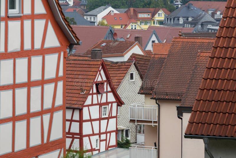 Dålig orb Tyskland för historisk stad royaltyfri bild