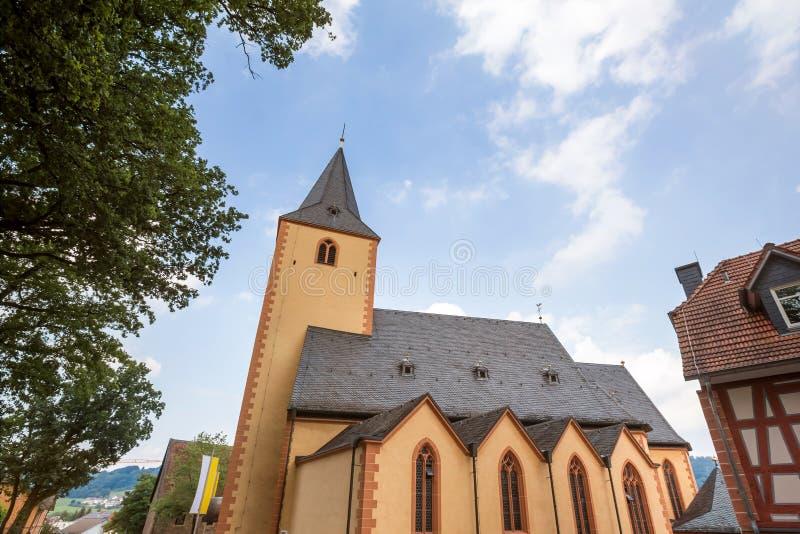 Dålig orb Tyskland för historisk stad royaltyfria bilder
