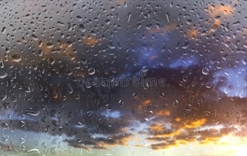 Dåligt väder fotografering för bildbyråer