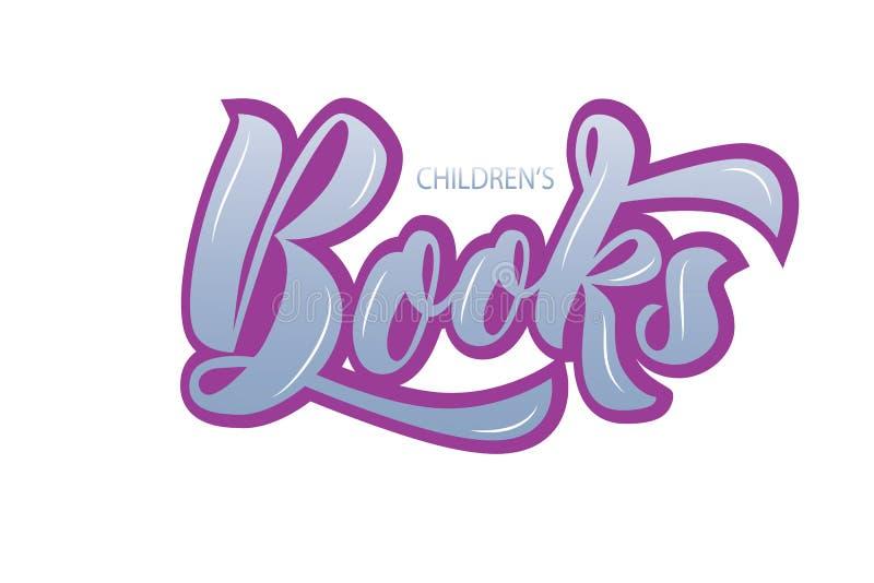 Dé Las Letras De Los Libros Del ` S De Los Niños Del Texto Color ...