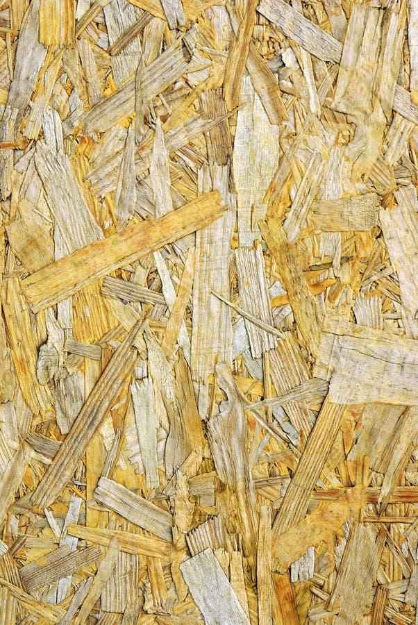Débris en bois images stock