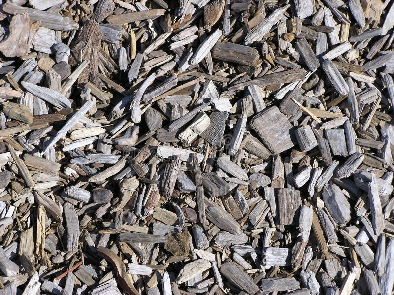 Déchets de bois images stock