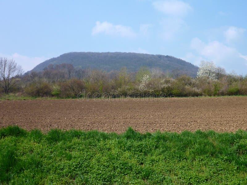 Déchirure nationale traditionnelle tchèque de montagne photos stock
