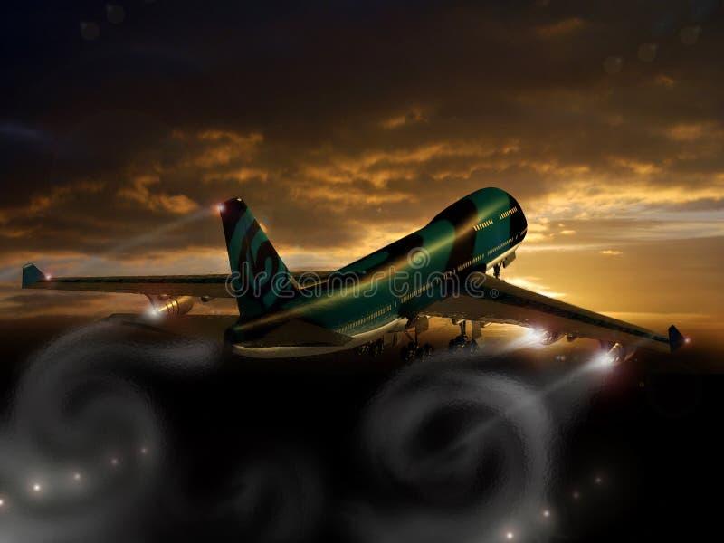 Décollage de Dreamstime illustration de vecteur