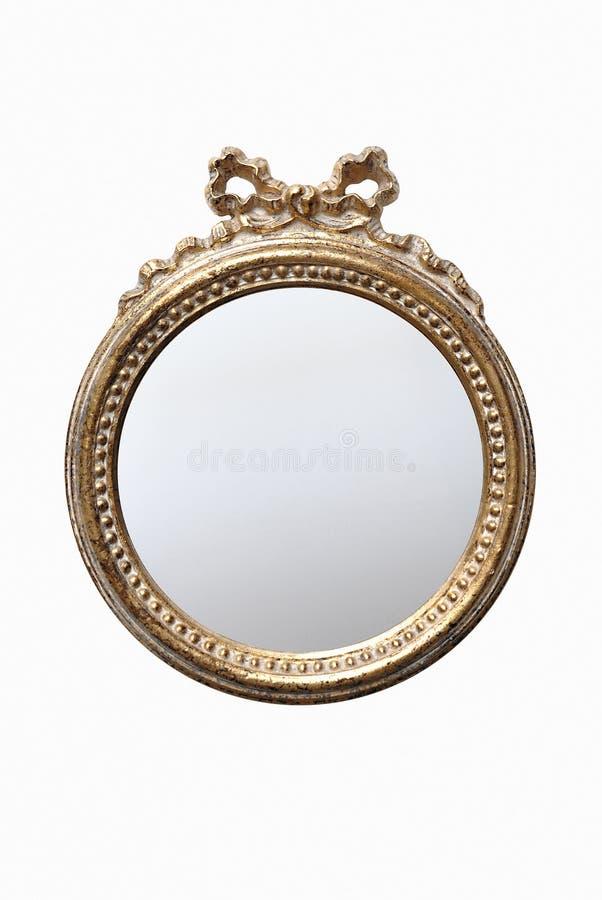 Décoré autour du miroir