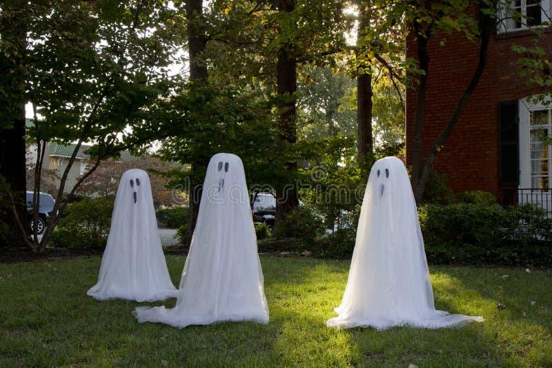 Décor de Halloween photos libres de droits