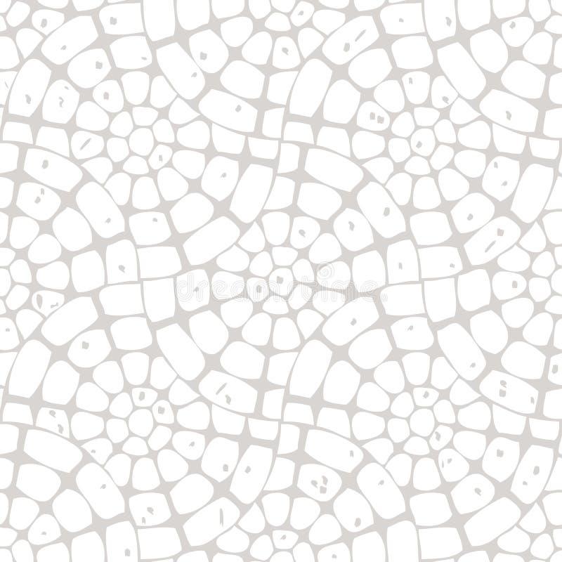 Décor de mur en pierre illustration stock