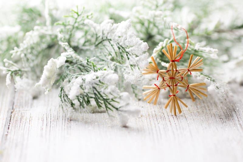 Décor de Noël. image stock