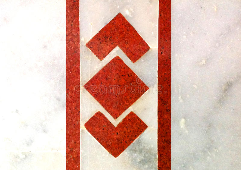 Décor/fond/texture de marbre image libre de droits