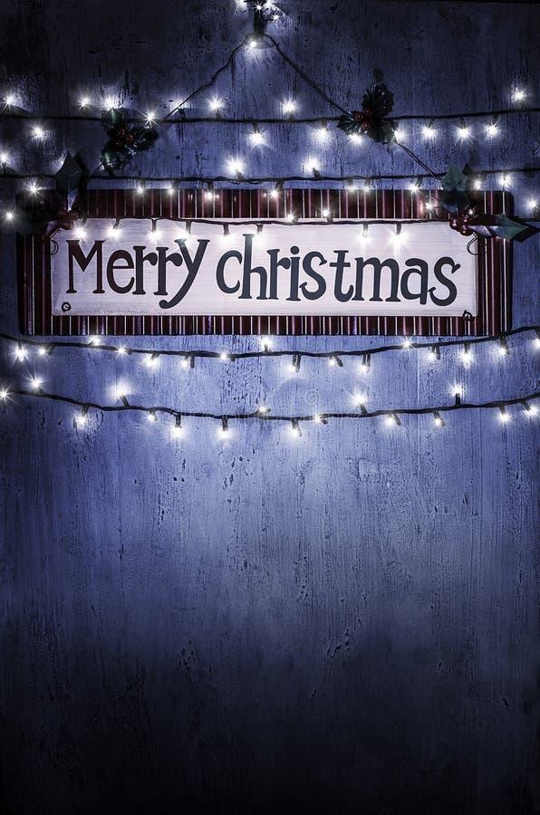 Décoration à la maison de Noël photos stock