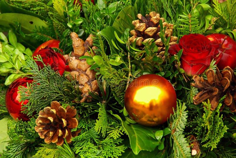 Décoration 19 de Noël images stock