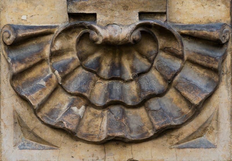 Décoration architectonique photographie stock