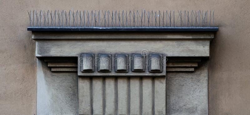 Décoration architectonique photos stock