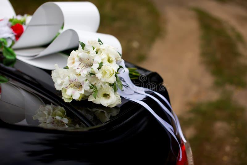 Décoration de mariage photos libres de droits