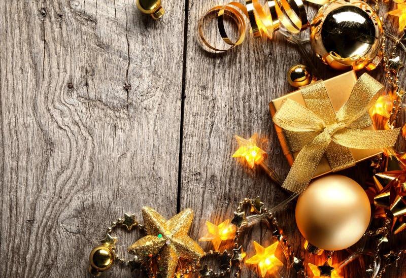 Download Décoration de Noël photo stock. Image du antiquité, vieux - 45362712