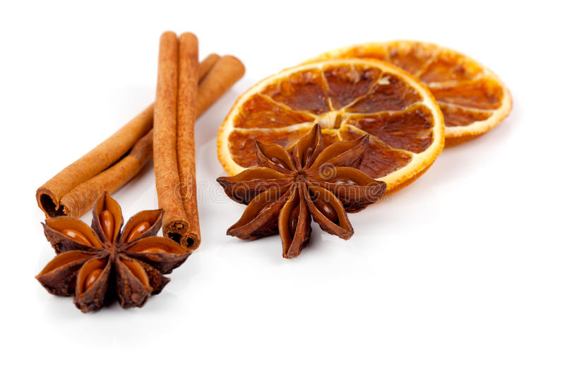 deco noel orange cannelle