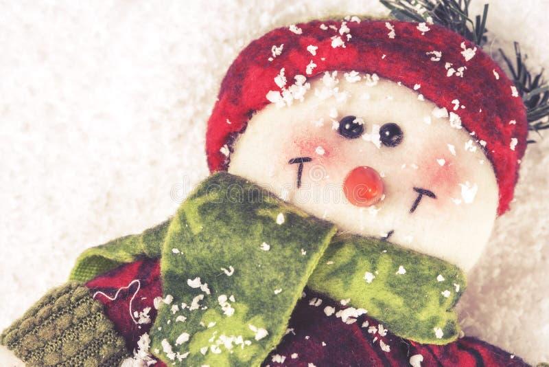 Décoration de Noël Image traitée par croix images libres de droits