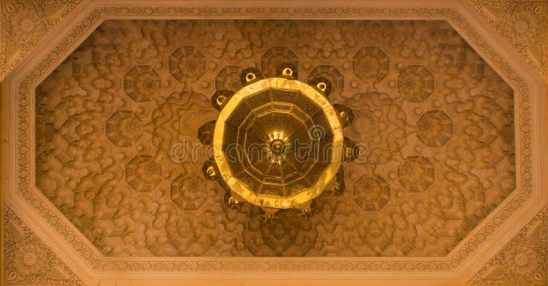 décoration de plafond images libres de droits