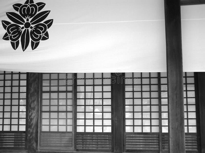 Décoration de temple. photos stock