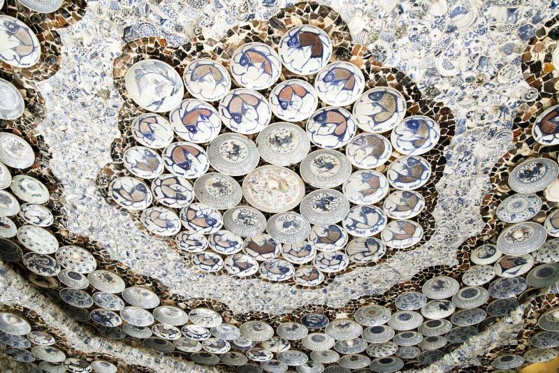 Décoration de toit photo libre de droits