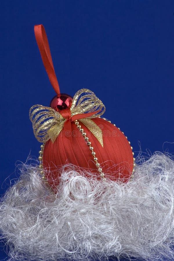 Décoration de trree de Noël images libres de droits